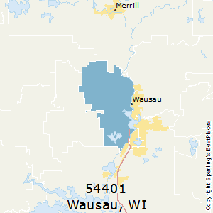 Best Places to Live in Wausau (zip 54401), Wisconsin