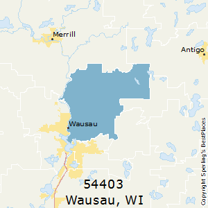 Best Places to Live in Wausau (zip 54403), Wisconsin