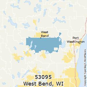 Best Places To Live In West Bend Zip 53095 Wisconsin