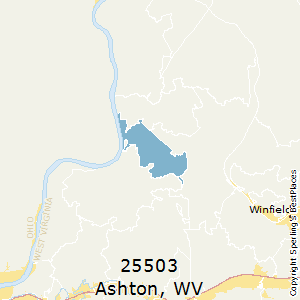 Ashton Virginia Map.Best Places To Live In Ashton Zip 25503 West Virginia