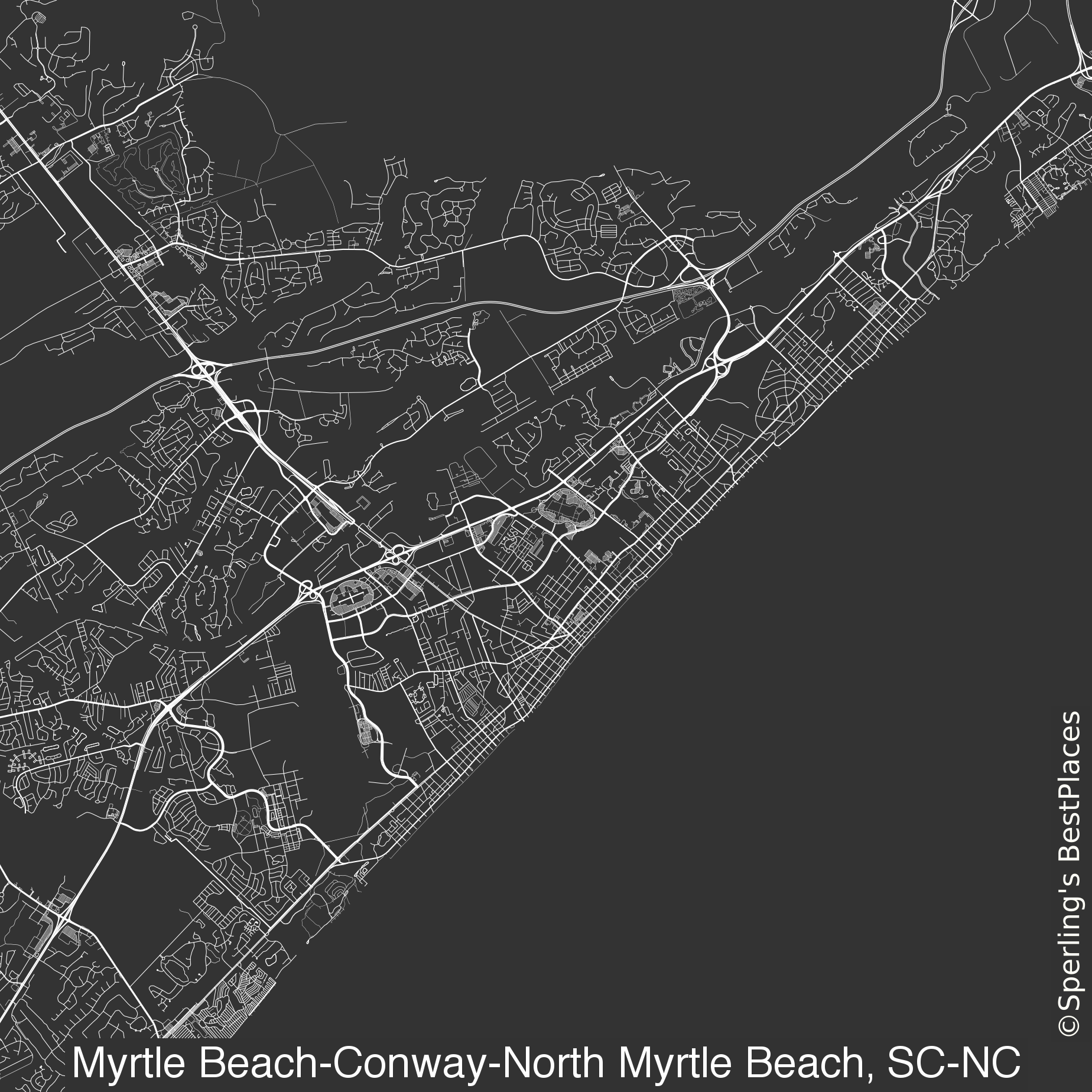 Best Places To Live In Myrtle Beach